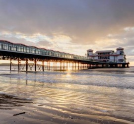 Weston super Mare Seafront B&B Richmond Hotel