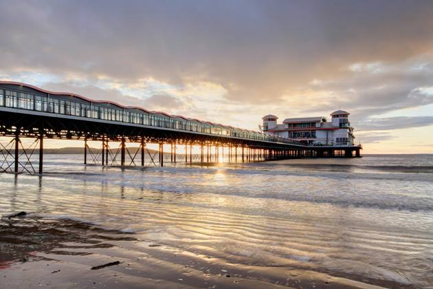 Weston super Mare Seafront B&B Richmond Hotel