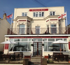 Weston super Mare B&B Seafront Hotel