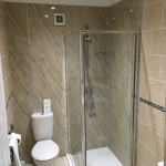 Bed breakfast richmond hotel seafront weston super mare 2016_shower