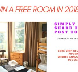 Weston super mare seafront hotel free room 2018 FB Competition