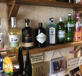 Weston super mare b&b hotel seafront family friendly gin bar